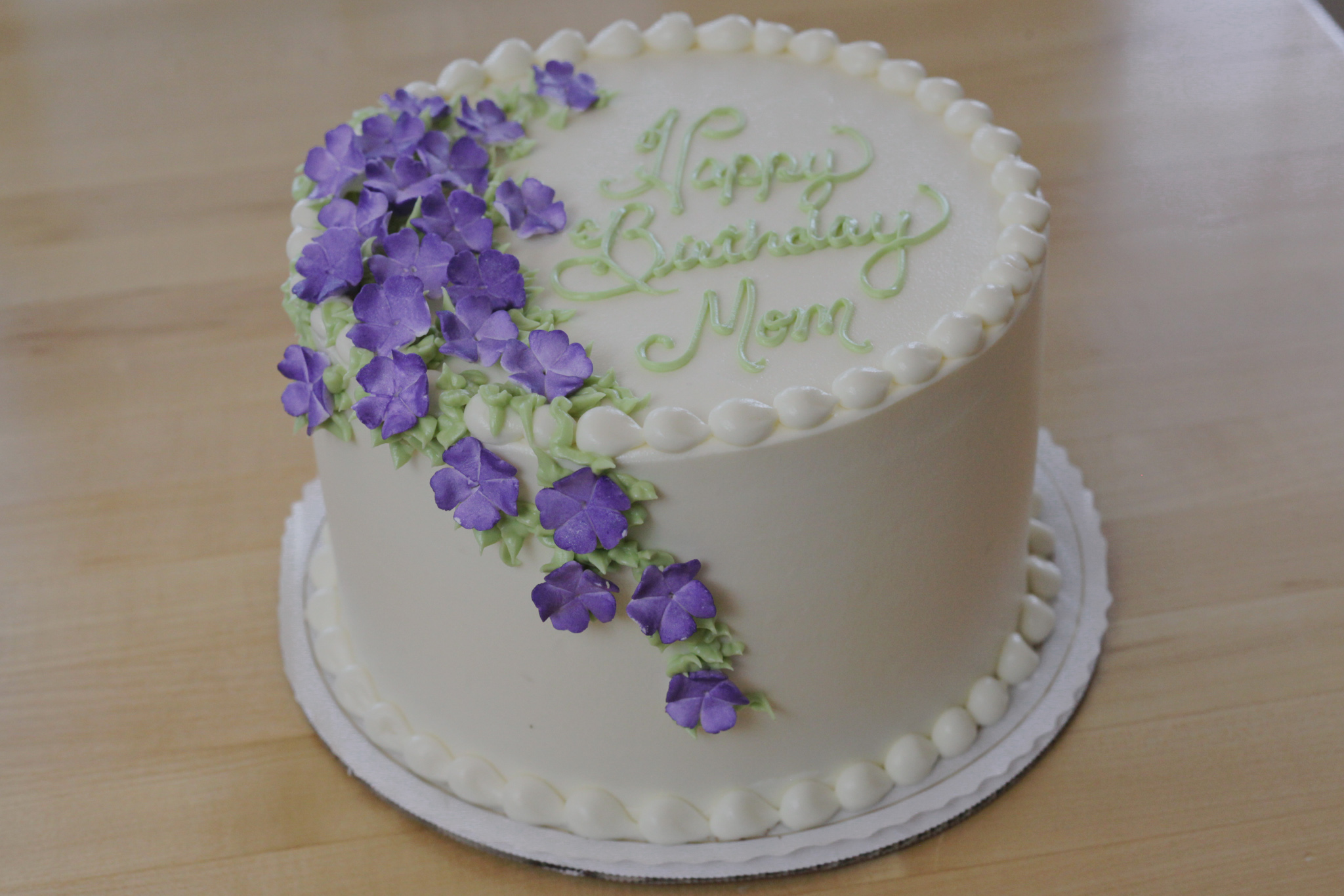 Birthday Cake Ideas For My Mom : Happy Birthday Cake for Mom! Cruelty-Free Faves, by ...