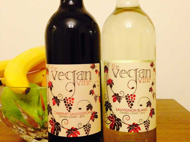 Wines by The Vegan Vine