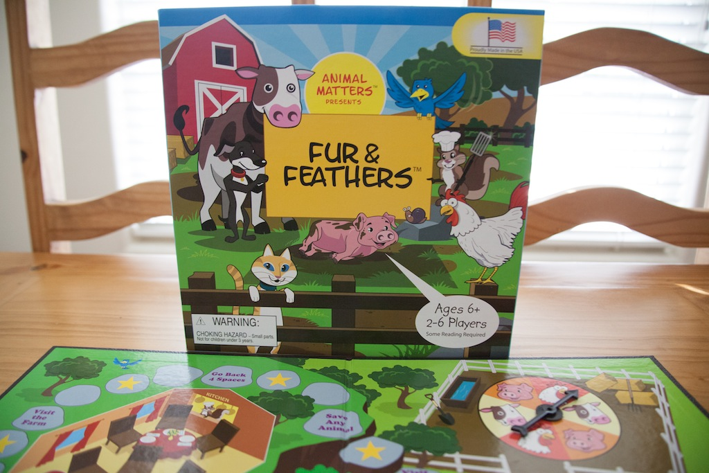 Fur & Feathers: Kids Will Love This Game!