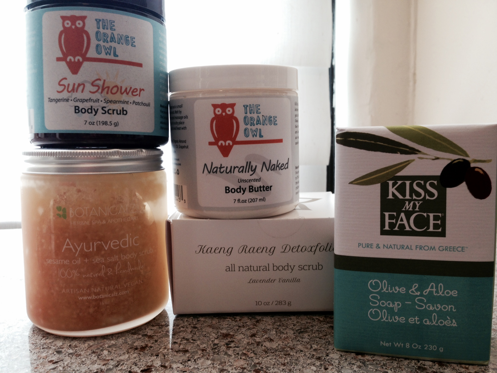 Bathing Beauties: Soaps, Scrubs, and Body Butters