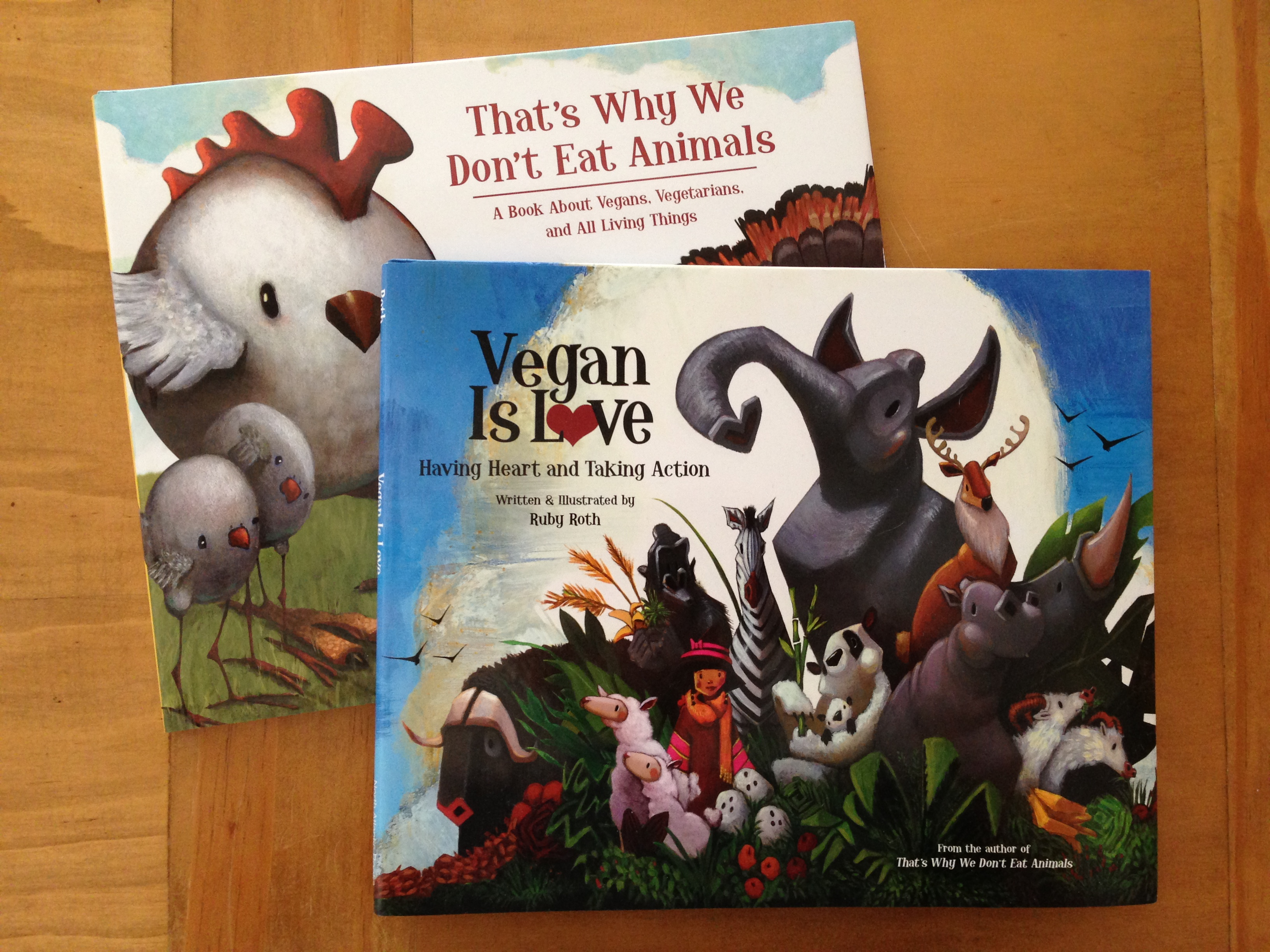 Summer Reading: Two Great Books for Kids